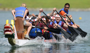 Candlewood Dragon Boat Race